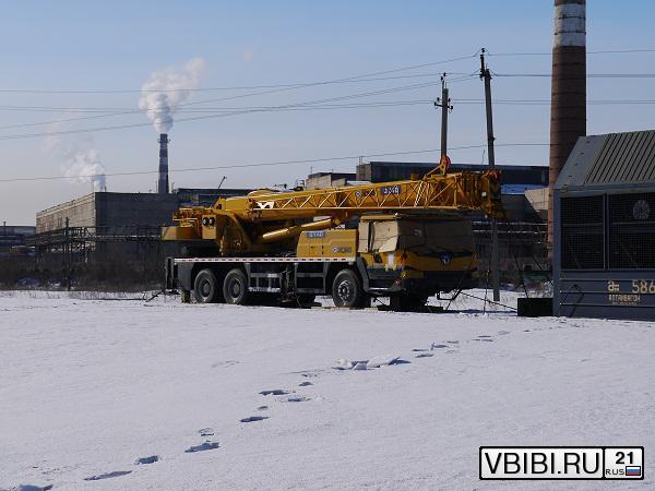 Автокран XCMG QY25K5-1 2014