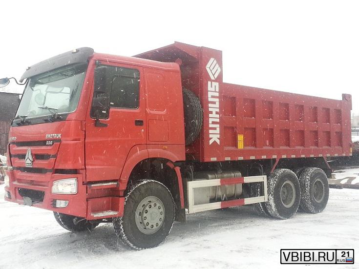 Dongfeng HOWO 6х4 ZZ3257N3847A-в наличии