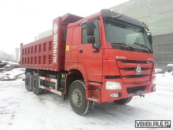 Dongfeng HOWO 6х4 ZZ3257N3847A-в наличии 2014