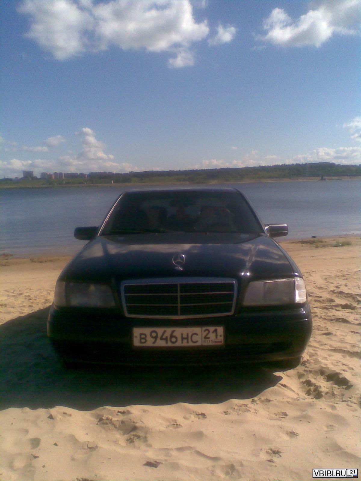 Mercedes-Benz G-Класс 202.018