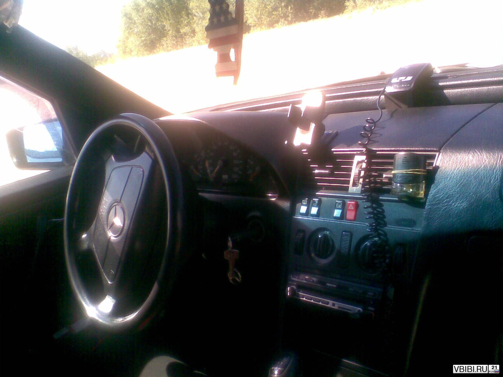 Mercedes-Benz G-Класс 202.018 1995