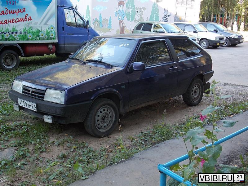 ВАЗ 2108 1997