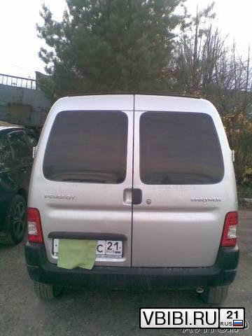 Peugeot Partner Оridgin 2008