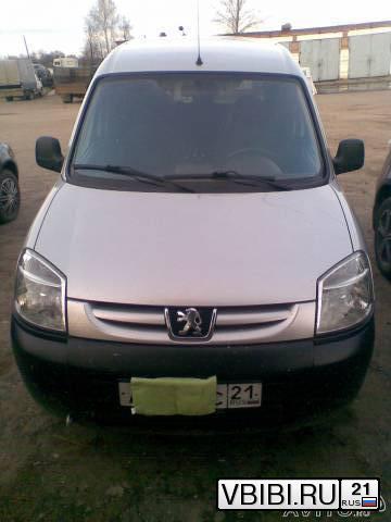 Peugeot Partner Оridgin