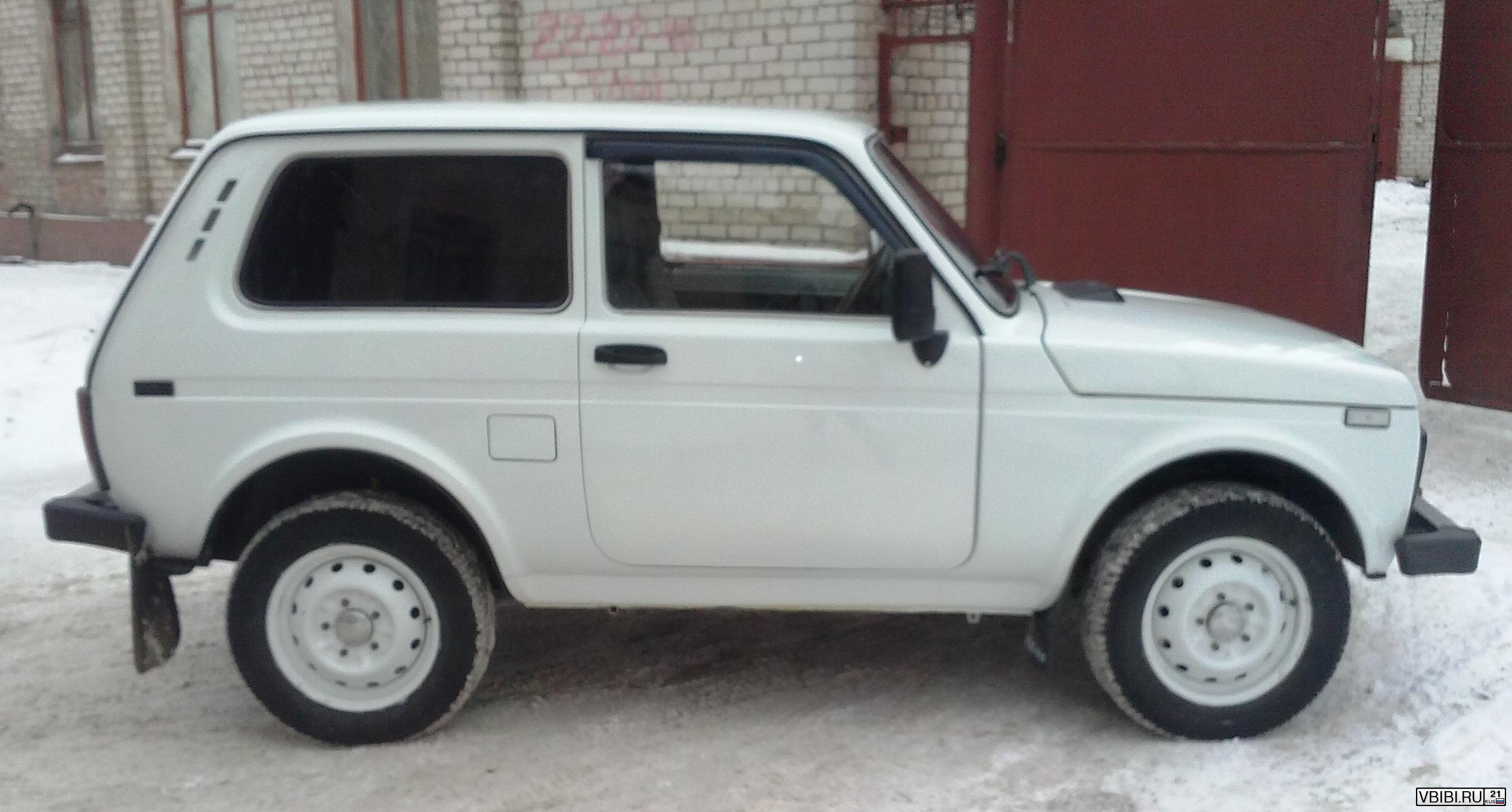 ВАЗ 2121 2004