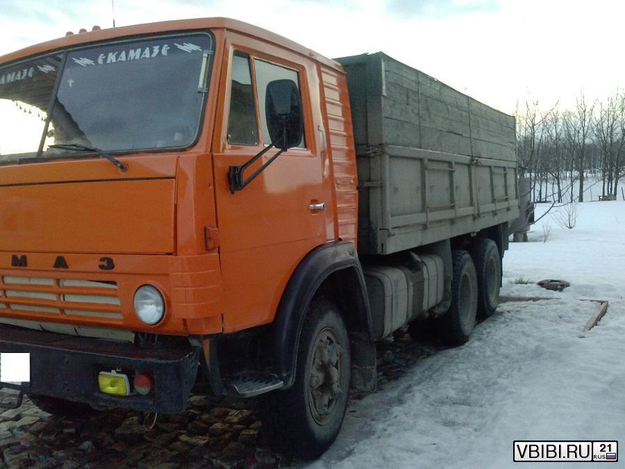 КАМАЗ 5320 1989