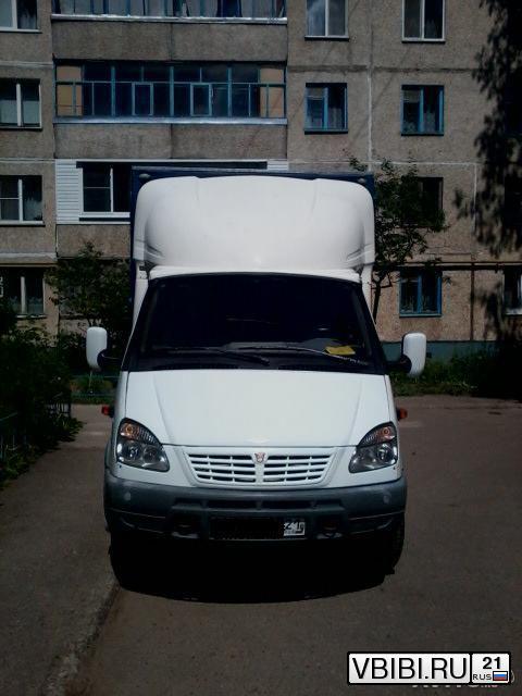 ГАЗ 33027 2008