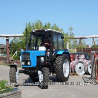Трактор 82