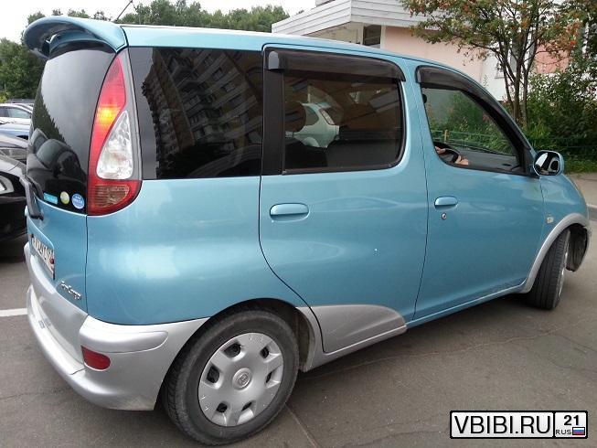 Toyota Picnic FUNCARGO 2004