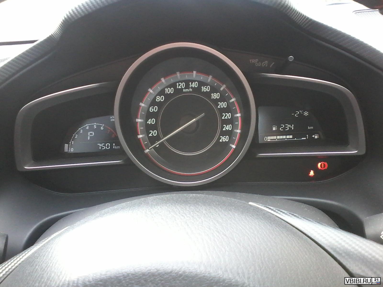 Mazda 3 актив+