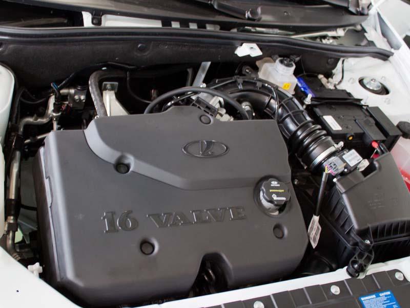 Новый двигатель для Lada - Auto.Lafa…